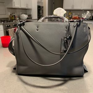 Coach 1941 Rouge Large Glovetanned leather
